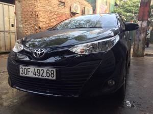 Toyota Vios 2018(Máy xăng số tự động,tiết kiệm xăng,5 chỗ , màu đen)