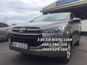 [Xe Tết] Toyota INNOVA đời 2018 (Xe mới, máy xăng số sàn, 8 chỗ, màu xám,tiết kiệm xăng)